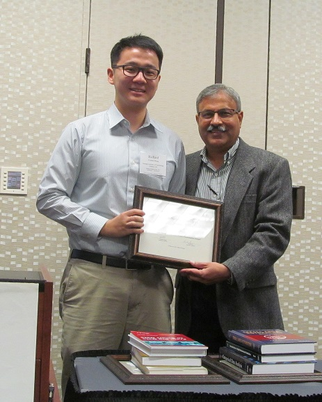 Best GA Tech Award Yuchen Richard Zheng.JPG
